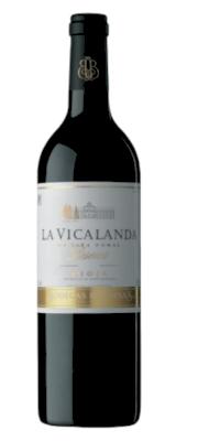 Red wine La Vicalanda Reserva 2005 (0,75)