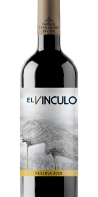 Red wine Vinculo Crianza 2006 (0,75)