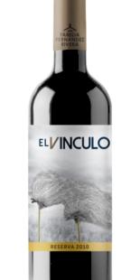 Vino tinto Vinculo Reserva Especial 2011(0,75)