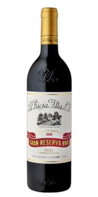 Red wine 890 Gran Reserva 1995 (0,75)