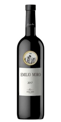 Red wine Emilio Moro Crianza 2011 (0,75)