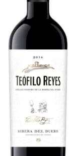 Red wine Teófilo Reyes Crianza 2009 (0,75)