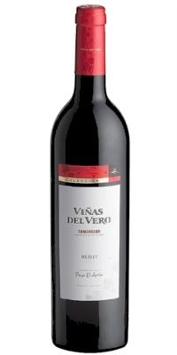 Red wine Viñas del Vero Merlot Crianza 2004 (0,75)