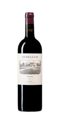 Red wine Remelluri Reserve 2008 (0,75)