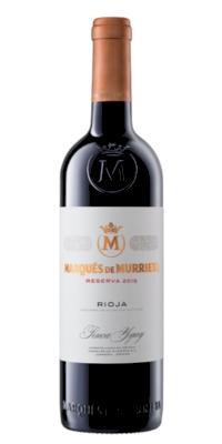 Red wine Marqués de Murrieta Reserva 2015 (0,75)