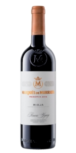 Red wine Marqués de Murrieta Reserva 2015 (0,75)