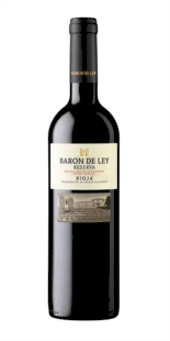 Red wine Baron de LeyReserva 2006 (0,75)