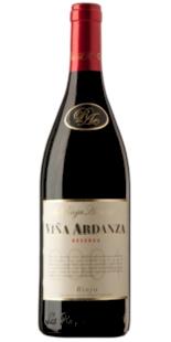 Red wine Viña Ardanza Reserva 2009 (0,75)
