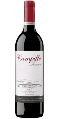 Red wine Campillo Reserve 2005 (0,75)