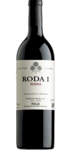 Red wine Roda I Reserva 2012 (0,75)