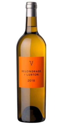 White wine Belondrade & Lurton (fermented in barrel) (0,75)