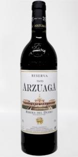 Red wine Arzuaga reserve 2011