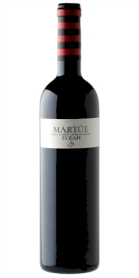 Red wine Martue Syrah 2008 (0,75)