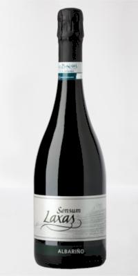 Wine Laxas (sparkling of Albariño grape)