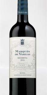 Red wine Marqués de Vargas Reserve 2008 (0,75)