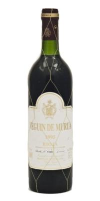 Red wine Veguin de Murua Reserve 1995 (0,75)