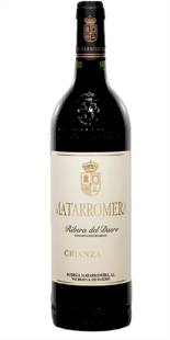 Red wine Matarromera Crianza 2017