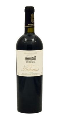Red wine Matarromera Pago de las Solanas (0,75)