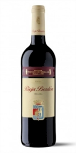 Red wine Bordón crianza 3/8 (37,5 cl.) 2009
