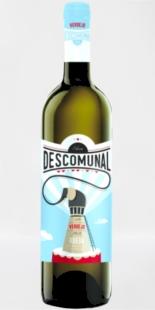 Vino blanco Descomunal Rueda 100% Verdejo