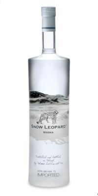 Vodka Premium Snow Leopard 0.7 Cl