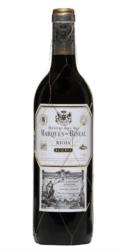 Red wine Marqués de Riscal Reserve (0,75)