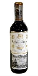 Red wineMarqués de Riscal Reserve 3/8 Medias