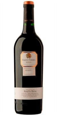 Red wine Baron de Chirel Reserve Marqués de Riscal (0,75)