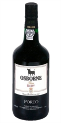 Port wine Ruby Osborne 0.7 CL
