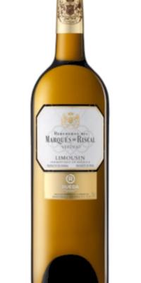 White wine Marqués de Riscal Limousin Rueda Reserve (0,75)