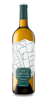 White wine Finca Montico Rueda Marqués de Riscal