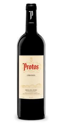 Red wine Protos Crianza (0,75)