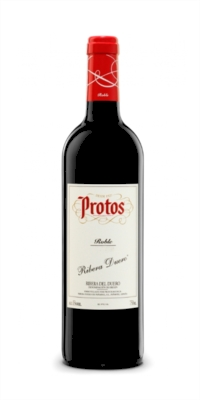 Red wine Protos Young Roble (0,75)