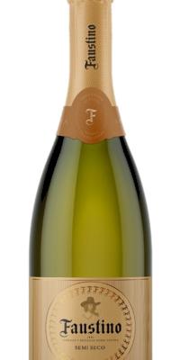 Faustino Semi-Dry champagne