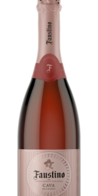 Faustino Brut Rose champagne