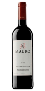 Red wine Mauro Crianza 2018 (0,75)