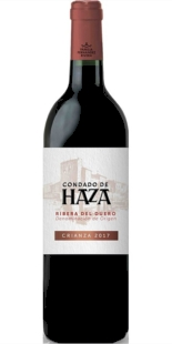 Vino tinto Condado de Haza 2016 (0,75)