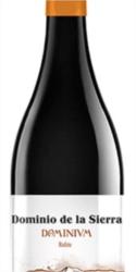 Vino tinto Dominium 12 meses Barrica Rufete 100% - Dominio de la Sierra