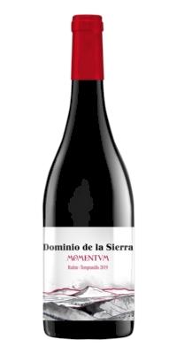 Vino tinto Momentum Rufete Tempranillo 4 Meses/Dominio de La Sierra