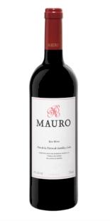 Red wine Mauro crianza 2011 Magnum
