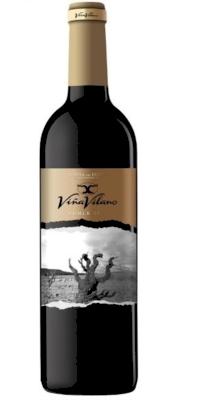 Vino tinto viña Vilano roble 2019 (0,75cl)