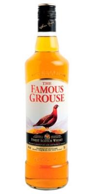 Famous Groose (La Perdiz) Whisky
