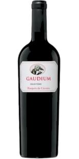 Red wine Marqués de Cáceres Gaudium Reserva(0,75)