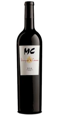 Red wine Marqués de Cáceres Crianza Mc (0,75)