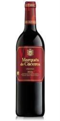 Red wine Marqués de Cáceres Crianza (0,75)