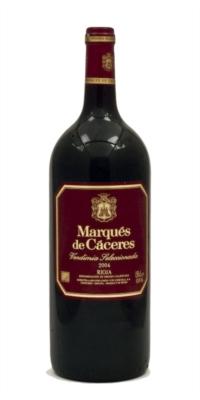 Red wine Marqués de Cáceres Crianza Magnum (1,5)
