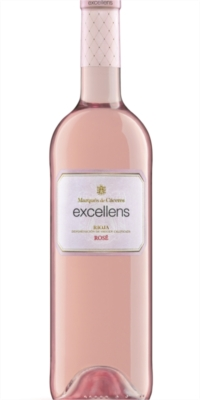 Rosé wine Excellence Marques de Caceres 70 Cl
