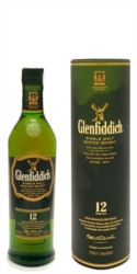 Glenfiddich 12 years Malt Whisky
