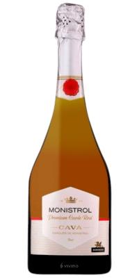 Grand Reserve Cuveé Rosé Pinor Noir Marqués de Monistrol (0,75)