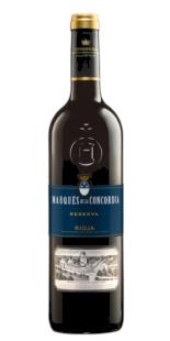 Red wine Marqués de la Concordia Reserve